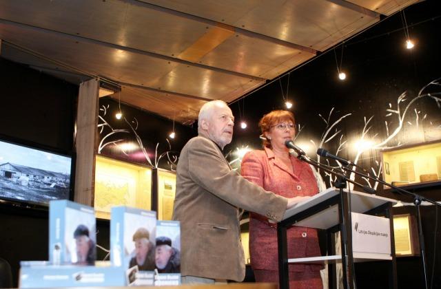 Дзинтра Гека и Илмар Кнагис, вдохновитель нового формата экспедиций фонда