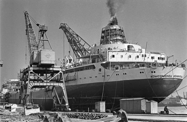 Социалистическая интеграция: в создании таких кораблей участвовали и рижские предприятия