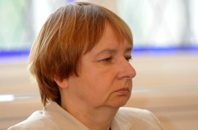 Профессор Дайна Блейере, ведущий исследователь Института истории Латвии (ЛУ).