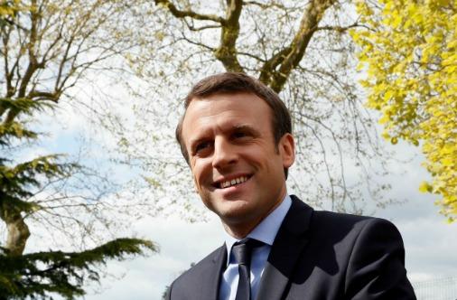 Эммануэль Макрон - самый сексуальный из кандидатов на пост президента