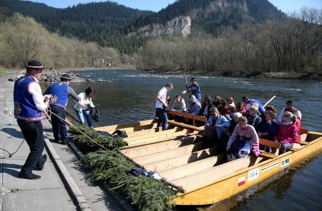 Сплав на Дунае: в каждой из европейских стран у плотогонов свои традиции