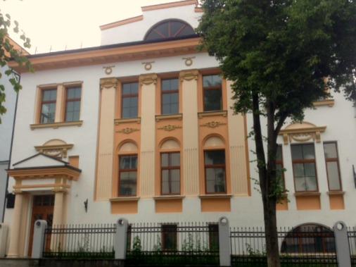 Витебское народное художественное училище станет уникальным музеем