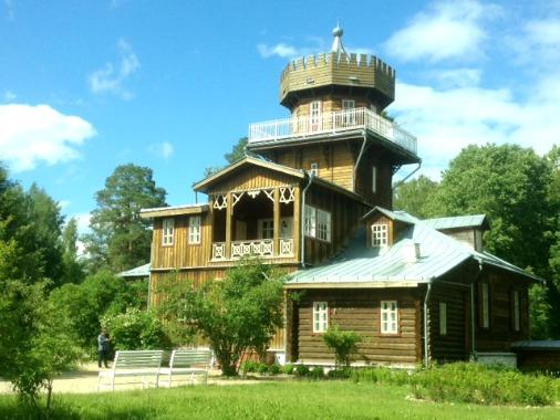Усадьба художника Репина Здравнево