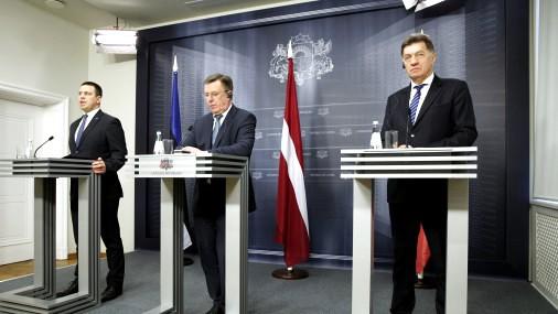 Премьер-министры стран Балтии: Санкции для России должны быть продлены