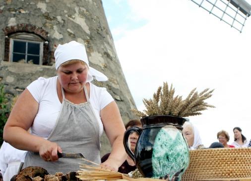 Хлебопеки гордятся домашней выпечки караваями