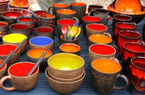 Фестиваль современных ремесел - это и ярмарка и уроки мастеров