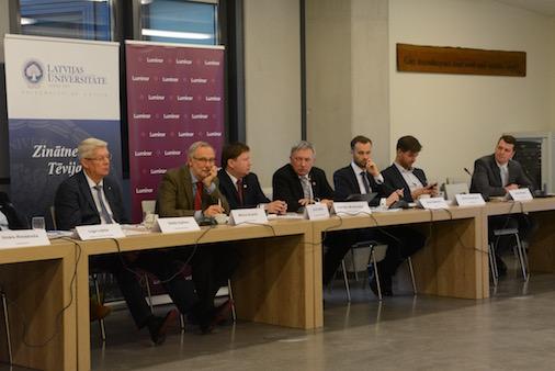 Форум «Формула Латвии - 2050. Сценарии развития» - открыт