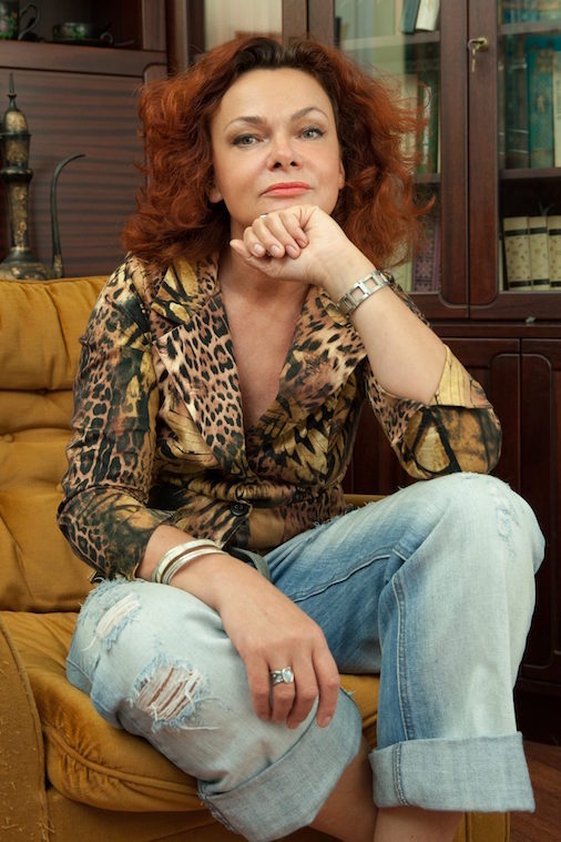 Дарья Невская - филолог, журналист, культуролог