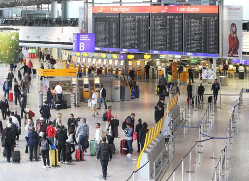 7-мой день забастовки воФранции: Air France снова отменит 30% рейсов