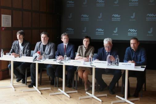 Пресс-конференция открытия сезона