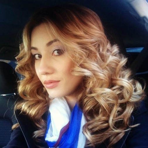 Марина Галиахметова