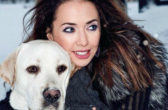 Умерла собака Жанны Фриске. Пес, который проводил с певицей ее...