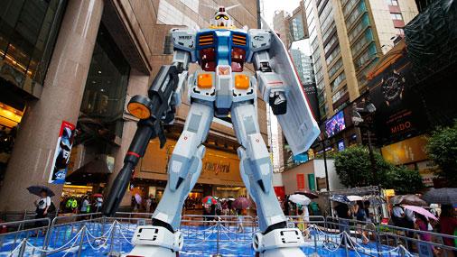 Миру показали роботов будущего: они