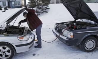 Зима близко: советы для водителей