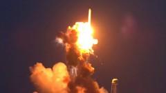 Оператор Antares сам взорвал ракету после неудачного запуска