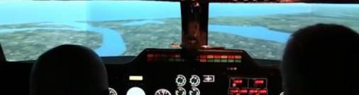 «Крушение самолета» в Риге: TVNET участник и свидетель
