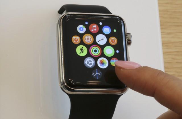Продажи Apple Watch рухнули на55%