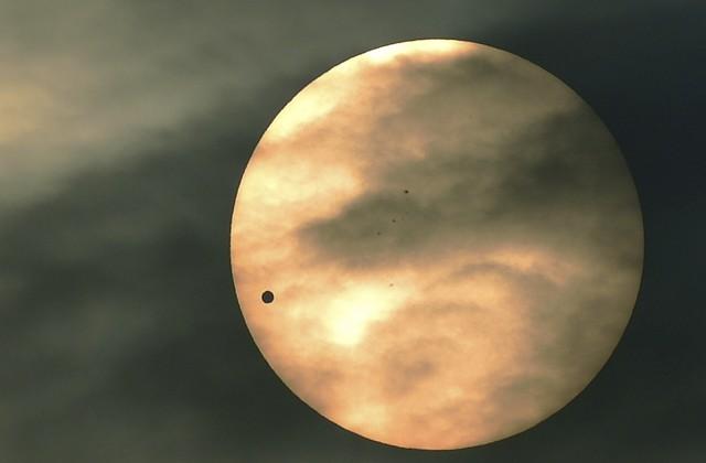 Венера могла быть первым обитаемым миром Солнечной системы