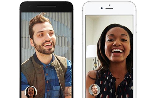 Google создала для андроид прототип FaceTime для iOs