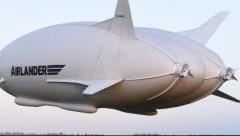 Падение крупнейшего воздушного судна попало на видео