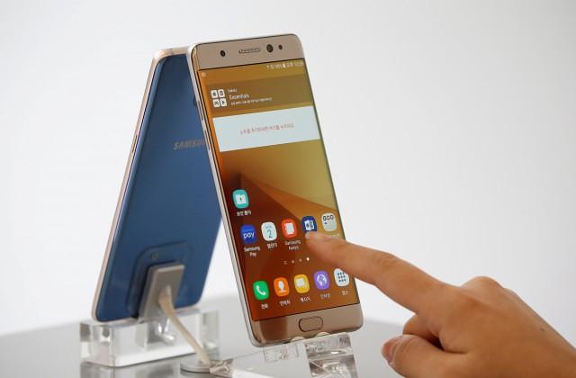 Самсунг выпускает обновление, недопускающее перегрева Galaxy Note 7