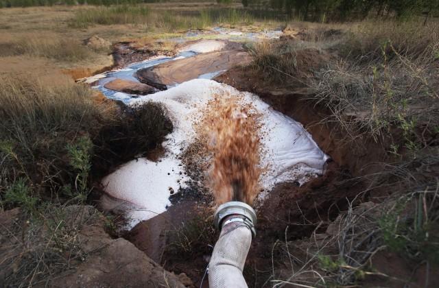 Добыча сланцевой нефти вызывает землетрясения— Ученые США признали