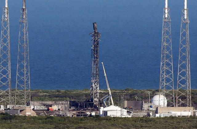 SpaceX протестировала предназначенный для полетов на Марс двигатель Raptor