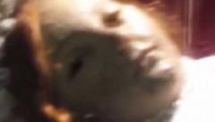 Леденящее душу видео: мумия девочки открыла глаза в храме