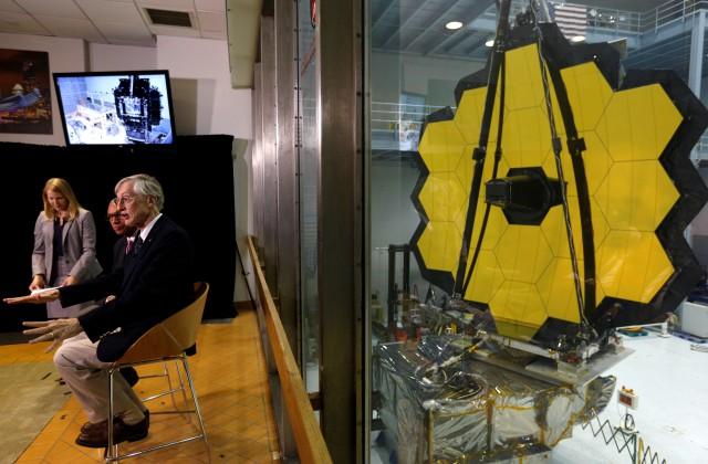 NASA провело пре-тест телескопа «Джеймс Уэбб»
