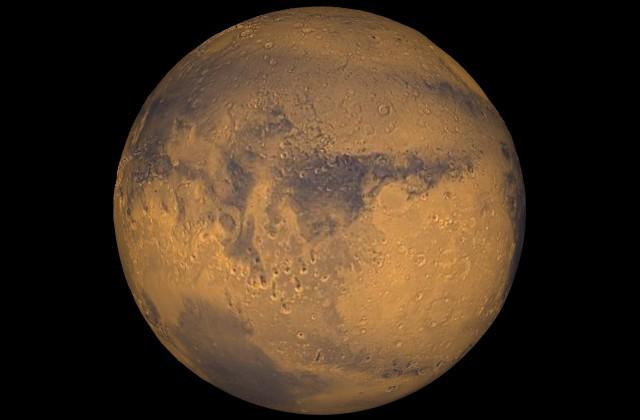 Ученые наМарсе отыскали немалое море иззамороженной воды