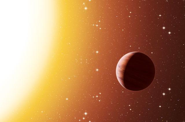 Планеты системы TRAPPIST-1 могли обмениваться микробами