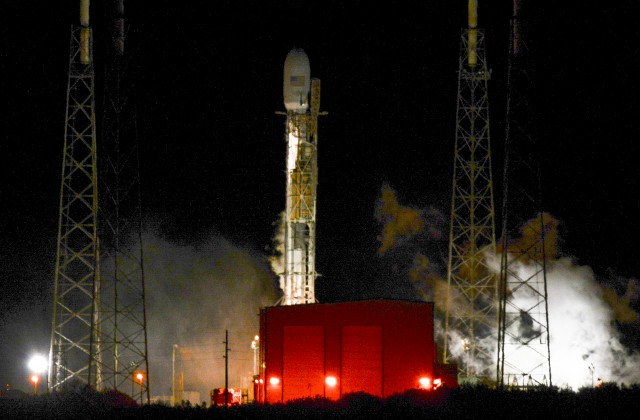 SpaceX планирует отправить два корабля Red Dragon кМарсу в 2020