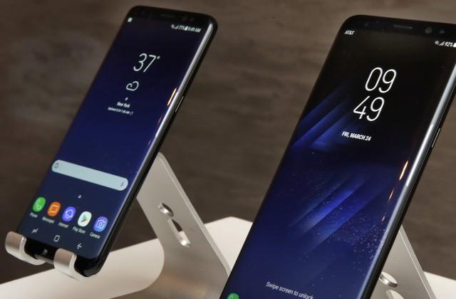 Самсунг начала разработку телефонов Galaxy S9 иS9+