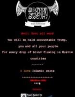 Хакеры взломали сайты правительства США в поддержку ИГИЛ