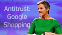 Google оштрафован на рекордные 2,4 млрд евро!