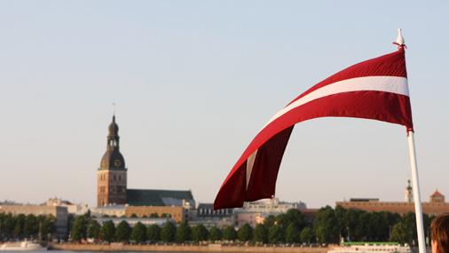 Латвия запретила ввоз мясных и молочных продуктов из России и Белоруссии