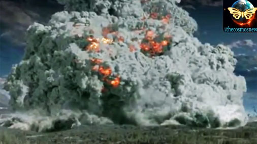 Экономика США или Йеллоустонский вулкан просыпается. - naxodka_nt