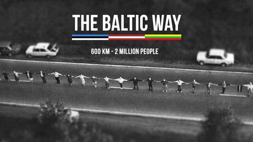 Балтийский путь: взгляд из России