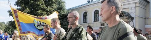 По улицам Донецка хотят провести пленных украинских солдат - как немцев