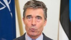 Расмуссен: Украина в будущем при желании может стать членом НАТО