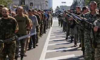 В ДНР заявляют о передаче украинской стороне 330 пленных военных