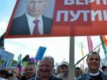 Присоединение Крыма вызывает у россиян все меньше радости