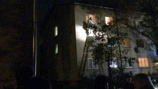Взрыв в трехэтажном здании в Риге: пятеро пострадавших
