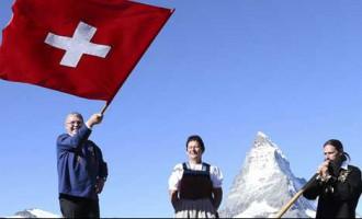 В швейцарской деревне поднимают налоги, чтобы содержать семью беженцев