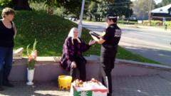 Полиция против старушек: штраф за три килограмма яблок