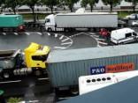 Транзитные перевозчики: нет грузов – нет машин