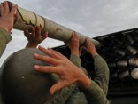 Сепаратисты показали, как стреляют из «Градов»