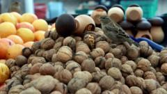 На Центральном рынке в продаже появились орехи