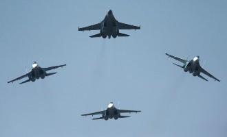 Латыши серьезнее эстонцев относятся к нарушению воздушного пространства с востока