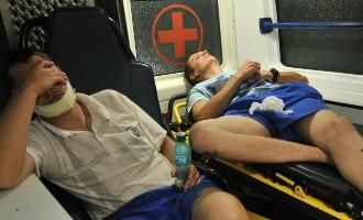 Латвия примет на лечение еще 10 пострадавших в украинском конфликте